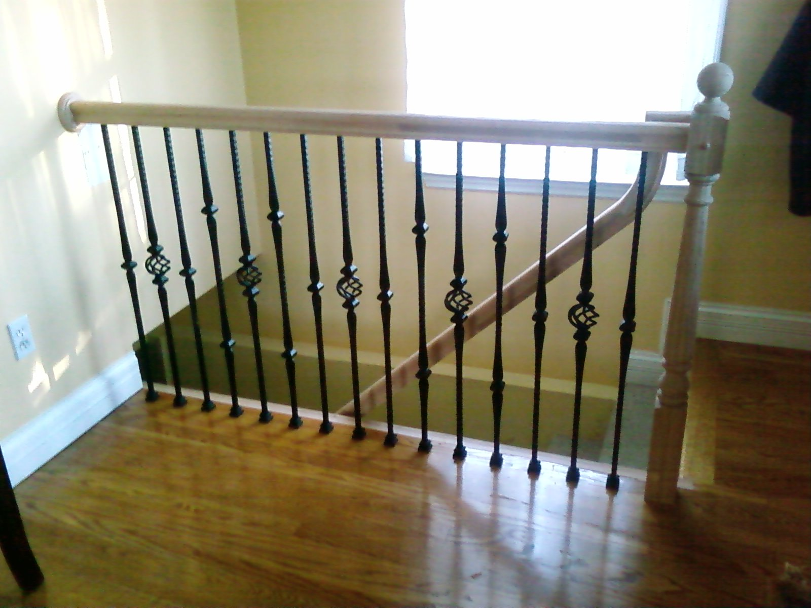 St Louis Stair & Wood Works Metal or Wrought Iron Balusters St