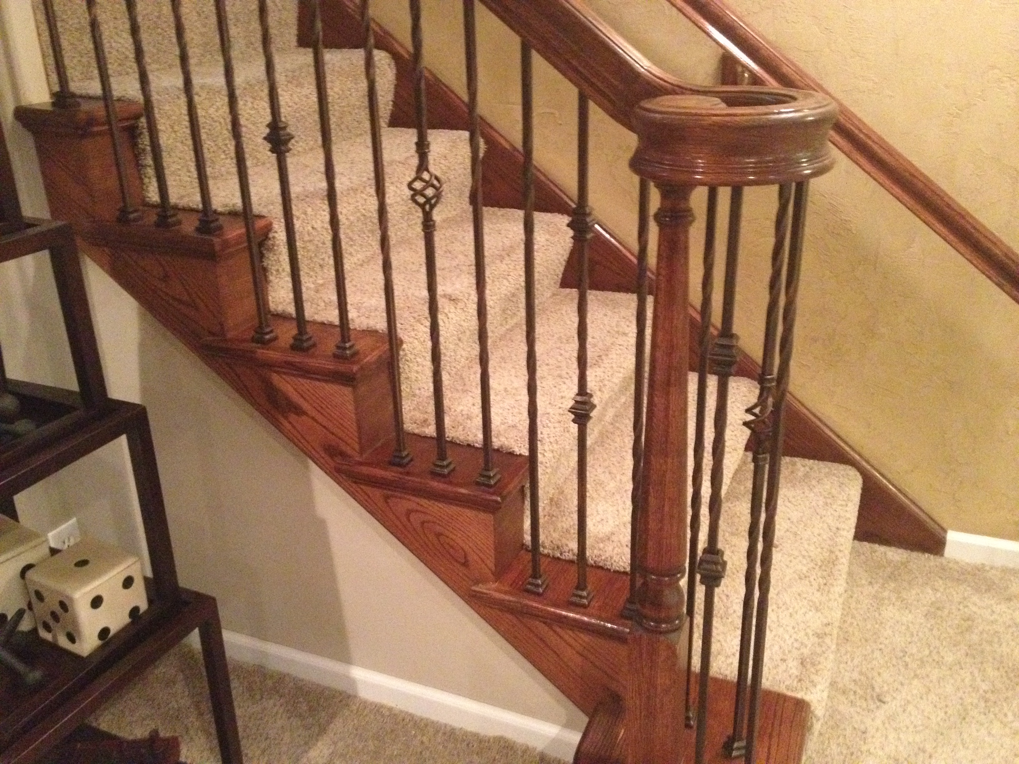 St Louis Stair Wood Works Build Remodel Material Advise