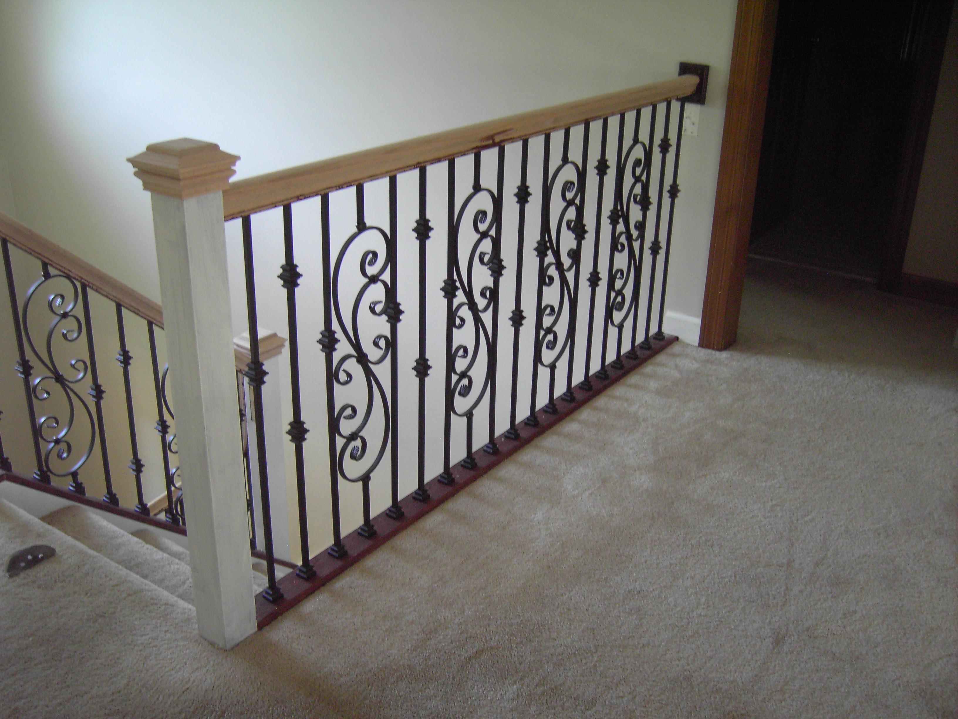 St Louis Stair Wood Worksbuild Remodelmaterialadvise