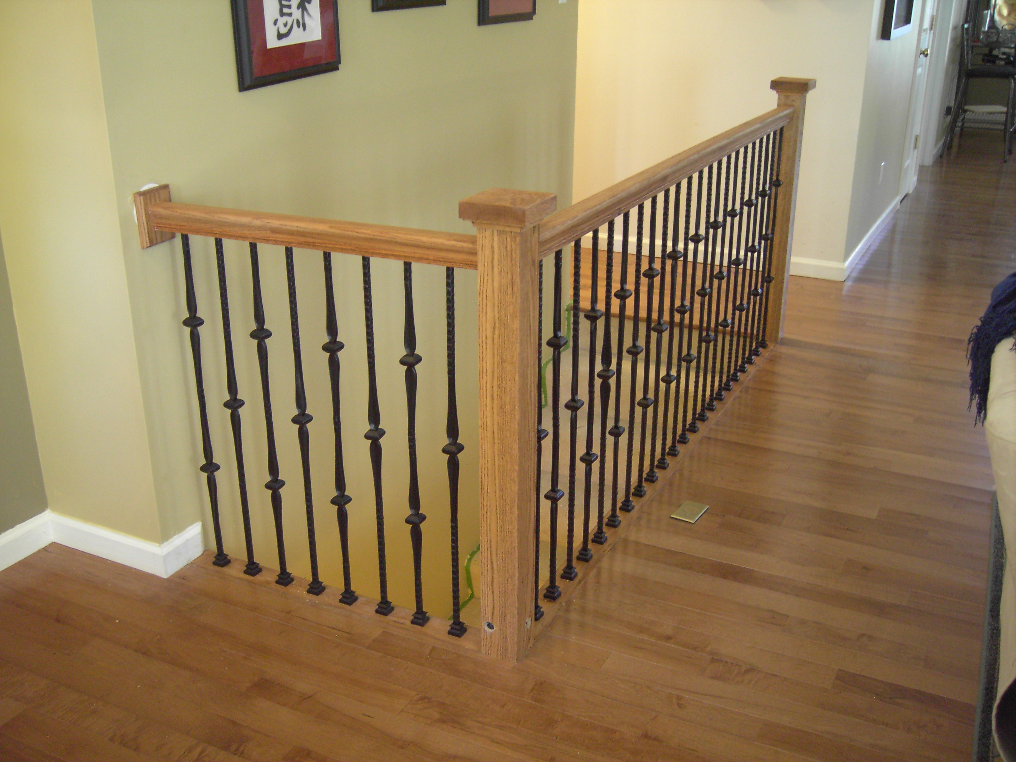 Wrought Iron Balusters Roselawnlutheran