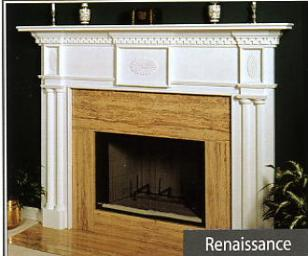 St Louis Stair Woodworks Sell Install Mantels Shelves